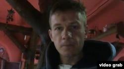 Корреспондент Радио Свобода Сергей Хазов-Кассиа после нападения