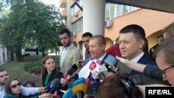 Экс-прэздыэнт Віктар Януковіч праз сваіх адвакатаў адмовіўся ад удзелу ў судовым працэсе