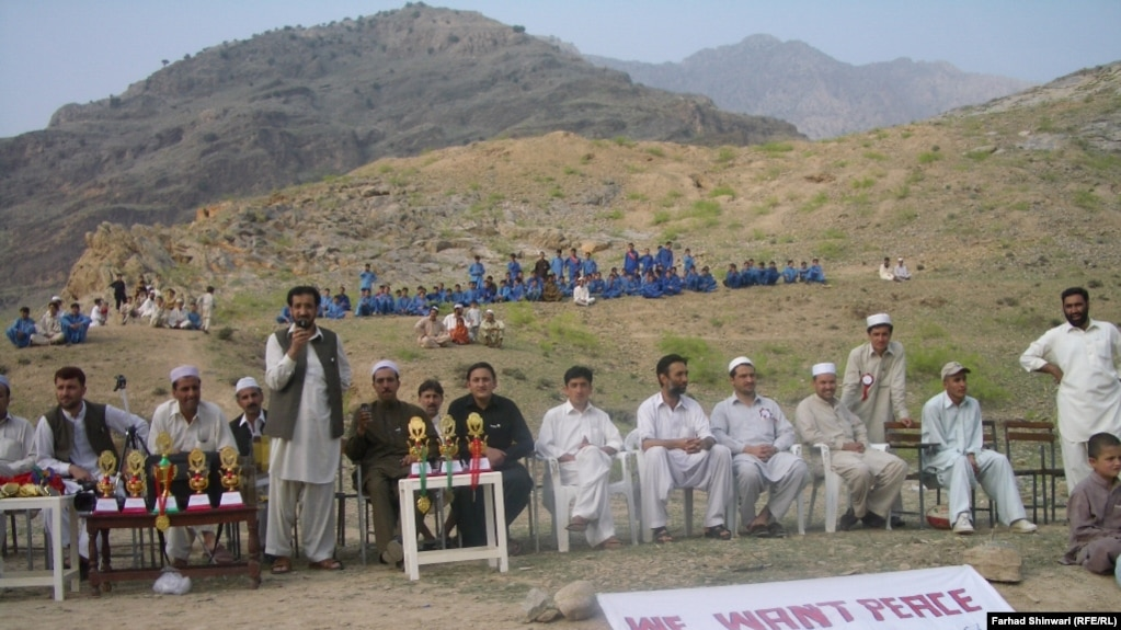In Pakistan's Tribal Areas, Organized Sports Have All But