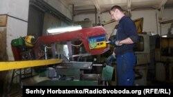 У цеху заводу «Донмет»