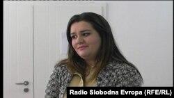 Христина Василевска.