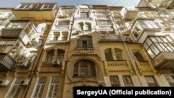 Віктор Шокін має квартиру в цьому будинку на вулиці Ярославів Вал у самому центрі Києва