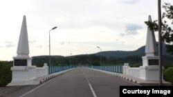 Podul dintre Georgia and Abhazia