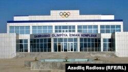 Tikintisi 1 milyon manata başa gələn Sabirabad Olimpiya Kompleksi
