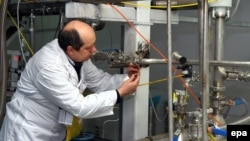پلمب سانتریفوژهای مربوط به غنیسازی ۲۰ درصدی اورانیوم در سایت نطنز