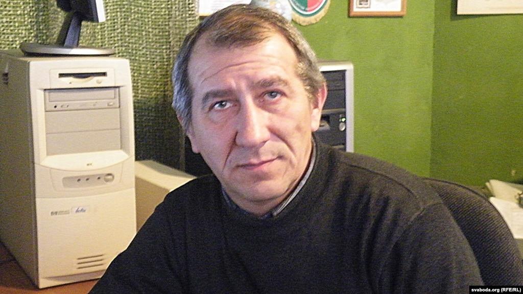 Дырэктар «Аўтарадыё» Юры Базан
