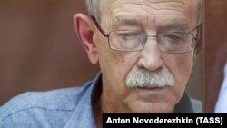 Від липня Віктор Кудрявцев перебував в ізоляторі «Лефортово»