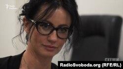 Директор департаменту розслідування протиправних діянь Фонду гарантування вкладів Катерина Мисник
