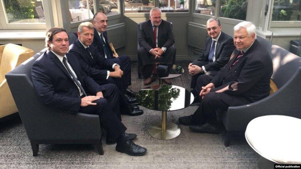 Мамедъяров: Встреча глав МИД Армении и Азербайджана запланирована в сентябре