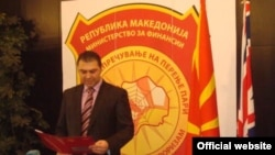 Ване Цветанов, досегашниот директор на Управата за спречување на перење пари и финансирање на тероризам