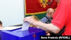 Prlamentarni izbori u Crnoj Gori biće održani 30. avgusta (arhivska fotografija)
