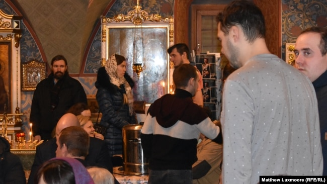 Orthodoxe Dating-Show