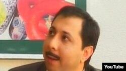Aktyor Elməddin Cəfərov