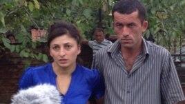 Blizanci Teona and Laša