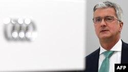 Руперт Штадлер, Audi концернінің топ-менеджері.