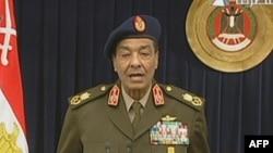 رئيس المجلس الأعلى العسكري في مصر المشير حسن طنطاوي