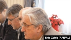 Sa promocije zbornika, Miroslav Tuđman