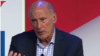 The U.S. director of national intelligence, Dan Coats, speaks on July 19 at a security forum in Colorado.
