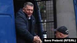 Gojko Raičević uhapšen u Podgorici