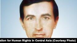 Ուզբեկստանցի ընդդիմադիր գործիչ Մուրոդ Ջուրաևը 1994 թվականին