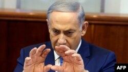 Kryeministri i Izraelit, Benjamin Netanyahu.