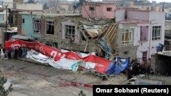 Vendi ku ka ndodhur sulmi sot në Afganistan.