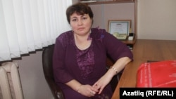 Айсылу Хисмәтова