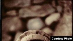 یکی از عکسهای رضا دقتی از احمد شاه مسعود