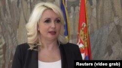 Darija Kisić Tepavčević, članica Kriznog štaba Srbije za borbu protiv COVID-19