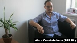 Психолог Ягдар Тореханов. Алматы, 23 августа 2013 года.