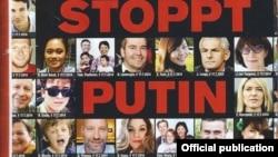 """""""Stopați-l pe Putin, acum!"""" - coperta ultimului număr al săptămînalului Der Spiegel"""