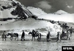 Kəlbəcərdən çıxan azərbaycanlılar, 1993