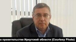 Уволенный с поста главы стройнадзора Приангарья Вадим Литвиненко