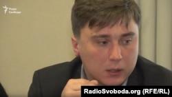 Виконувач обов'язків голови Державної служби геології та надр України Микола Бояркін
