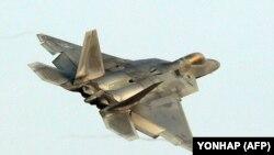 Истребитель-невидимка F-22