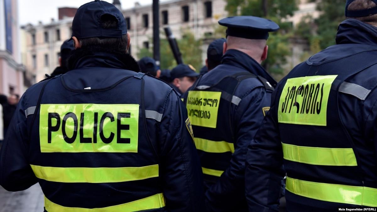 Полиция задержала зятя действующего президента Грузии