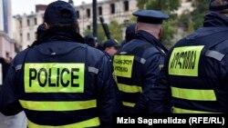 Міндію Ґоґочурі і ще одну людину затримали під час нічного рейду поліції в Тбілісі