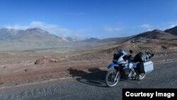 Горно-Бадахшанская автономная область в составе Таджикистана.