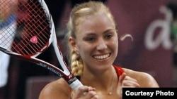 Tenistja gjermane, Angelique Kerber