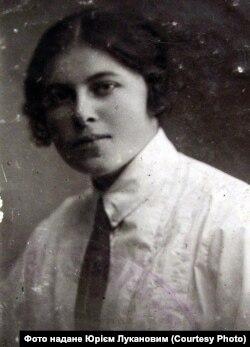 Ольга Волковська