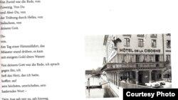 Paul Celan și poemele sale