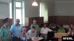 Суд над Эйнуллой Фатуллаевым, 3 июня 2010