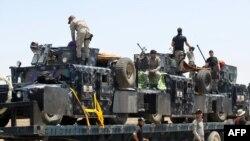 Ирактын аскердик күчтөрү, 22-май,