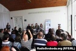 «Путін. Війна» презентація у Празі, 16 травня 2015