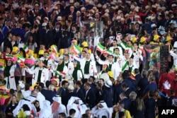 Іранська делегація на Олімпіаді