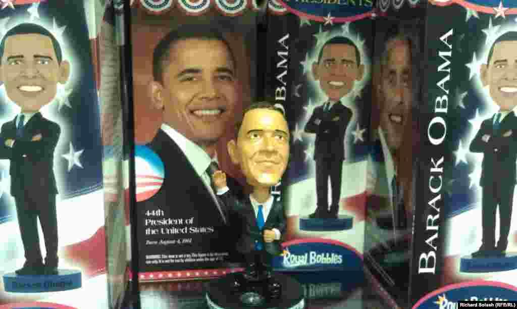 Обама курчагы