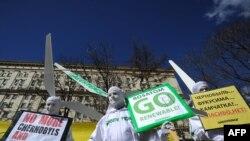 В России и на Украине начали отмечать мрачный юбилей - 25-летие аварии на Чернобыльской АЭС.