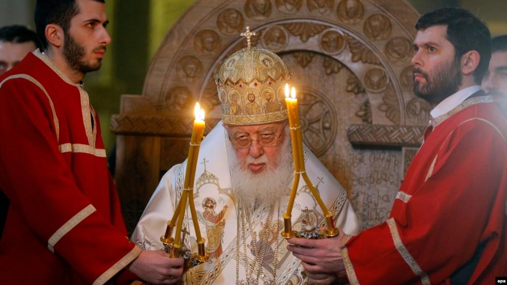 ილია II-ის   საშობაო ეპისტოლე, ყველას გილოცავთ შობას განსაკუთრებით ქართველ ემიგრანტებს
