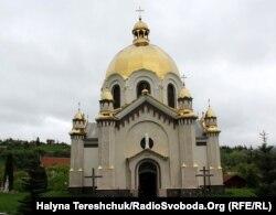 Церква Успіння Богородиці у Славському, яка із 1994 року є пам'яткою місцевого значення