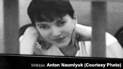 Надія Савченко брала участь у судовому засіданні 21 серпня 2015 року по відеозв'язку